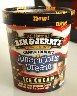 Ben & Jerry's AmeriCone Dream Ice Cream