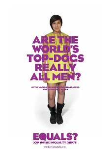 Are all the world's top dogs really all men?