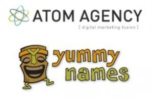 Atom Agency Yummy Names