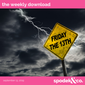 Weekly Download Sept 13