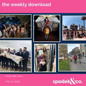 The Weekly Download – May 22, 2020