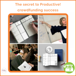 Crowdfunding Interview: Shelagh Cummins, Productive!