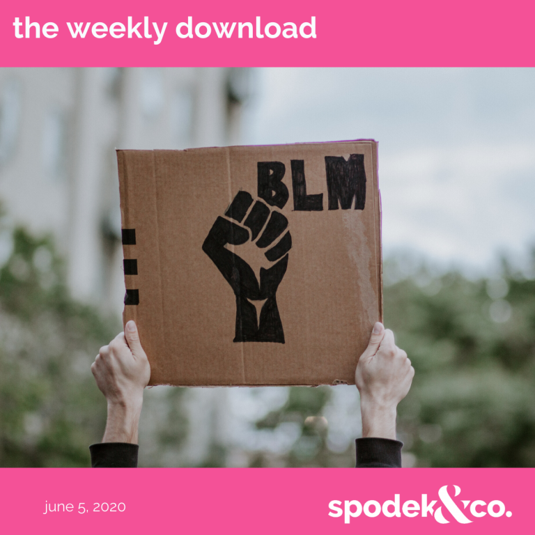The Weekly Download – June 5, 2020