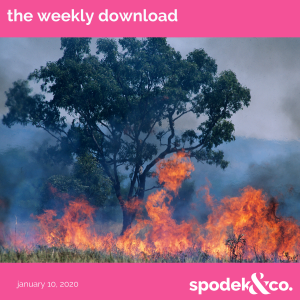 The Weekly Download – January 10, 2020