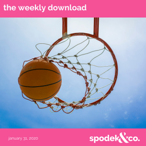 The Weekly Download – January 31, 2020