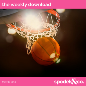 The Weekly Download – May 31, 2019
