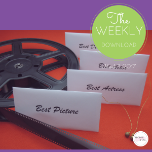 The Weekly Download –March 3, 2017