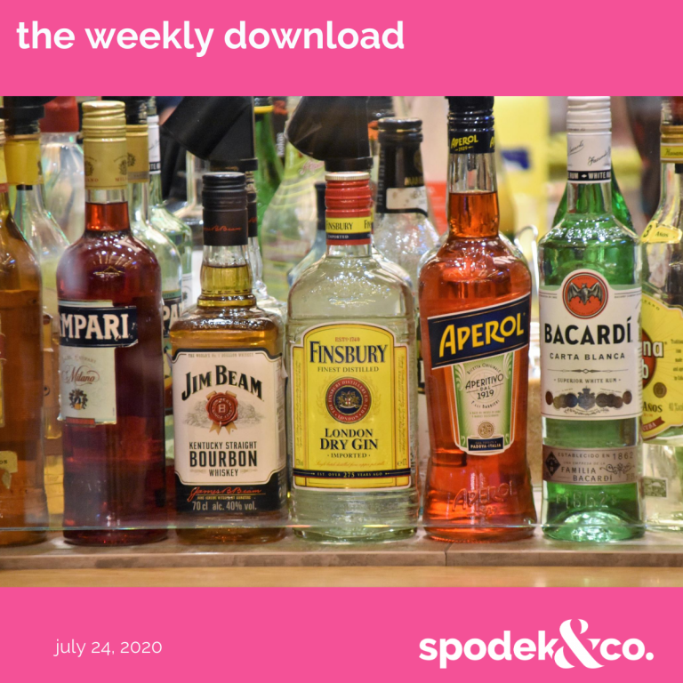 The Weekly Download – July 24, 2020