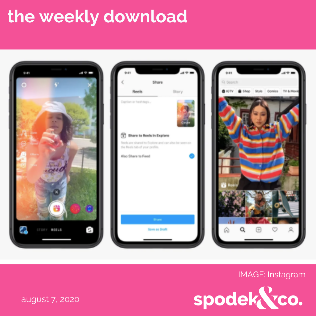 The Weekly Download – August 7, 2020