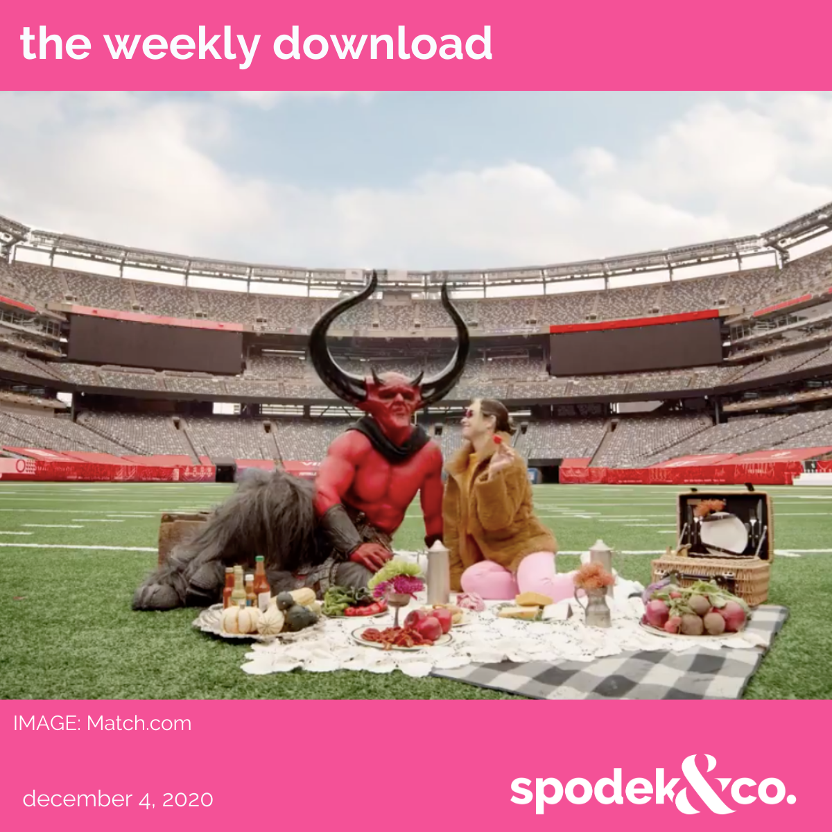 The Weekly Download – December 4, 2020