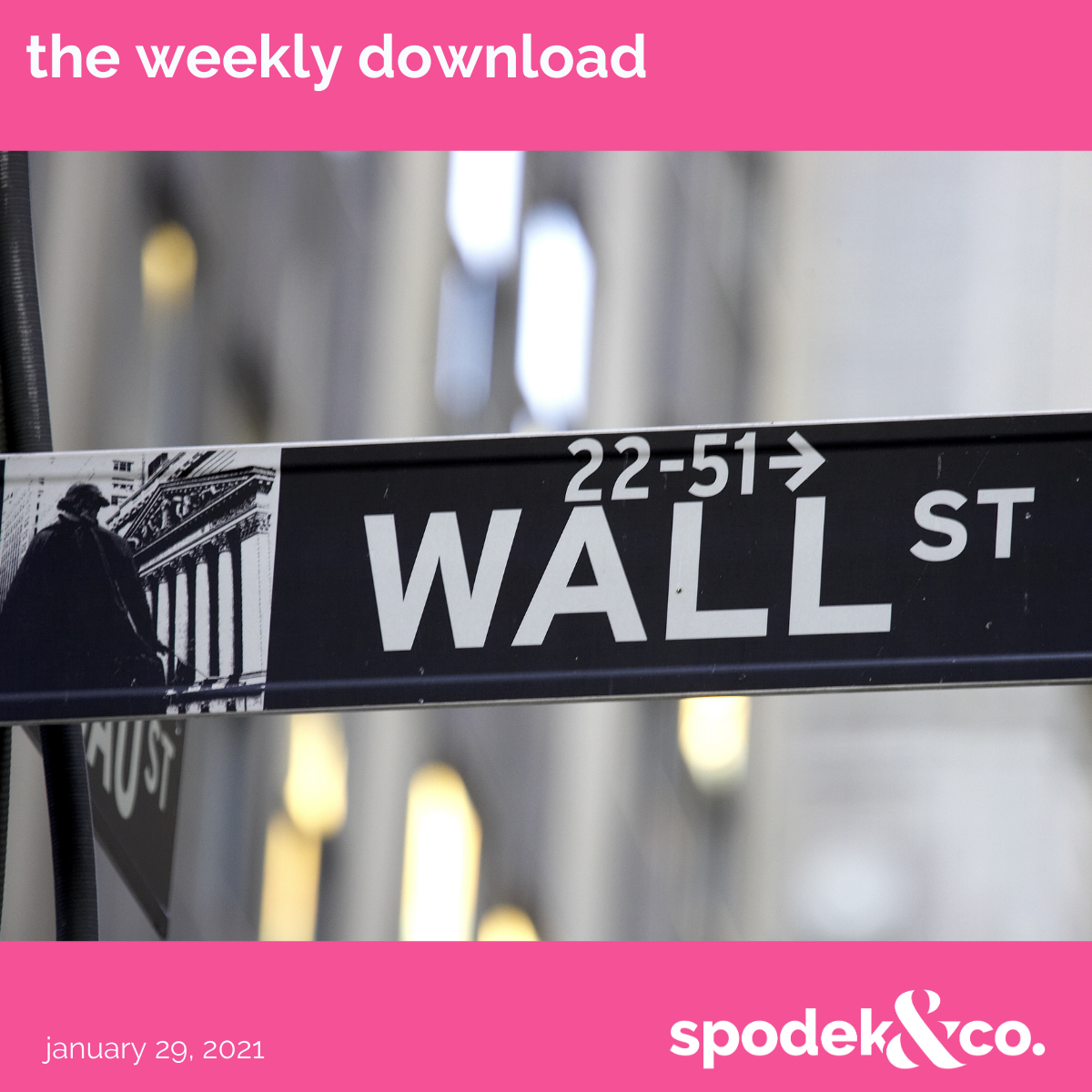 The Weekly Download – January 29, 2021