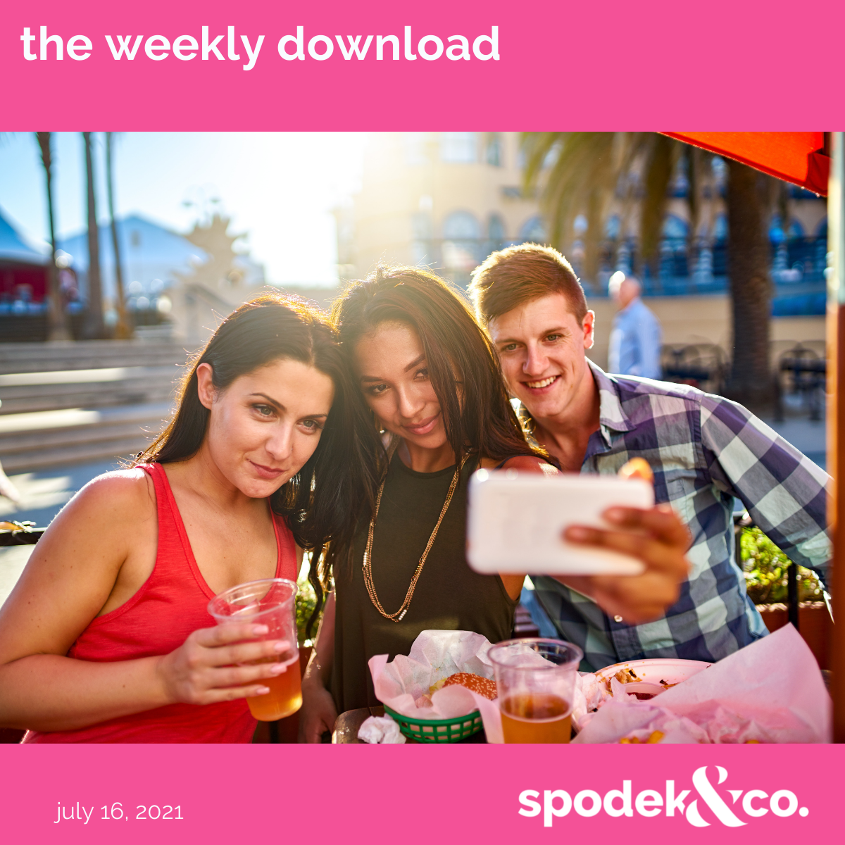 The Weekly Download – July 16th, 2021