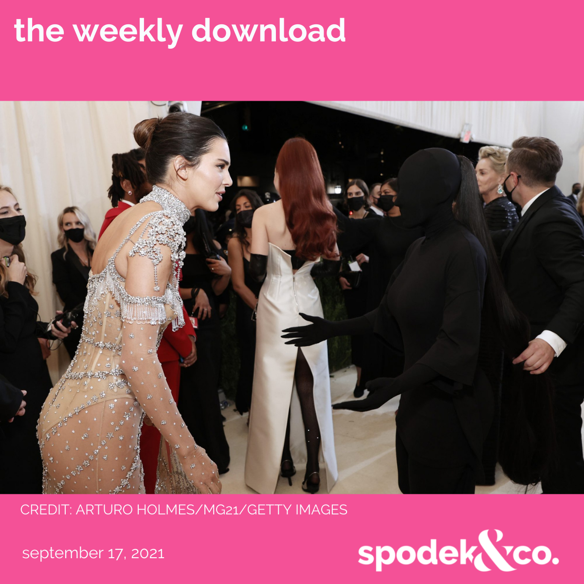 The Weekly Download – September 17, 2021